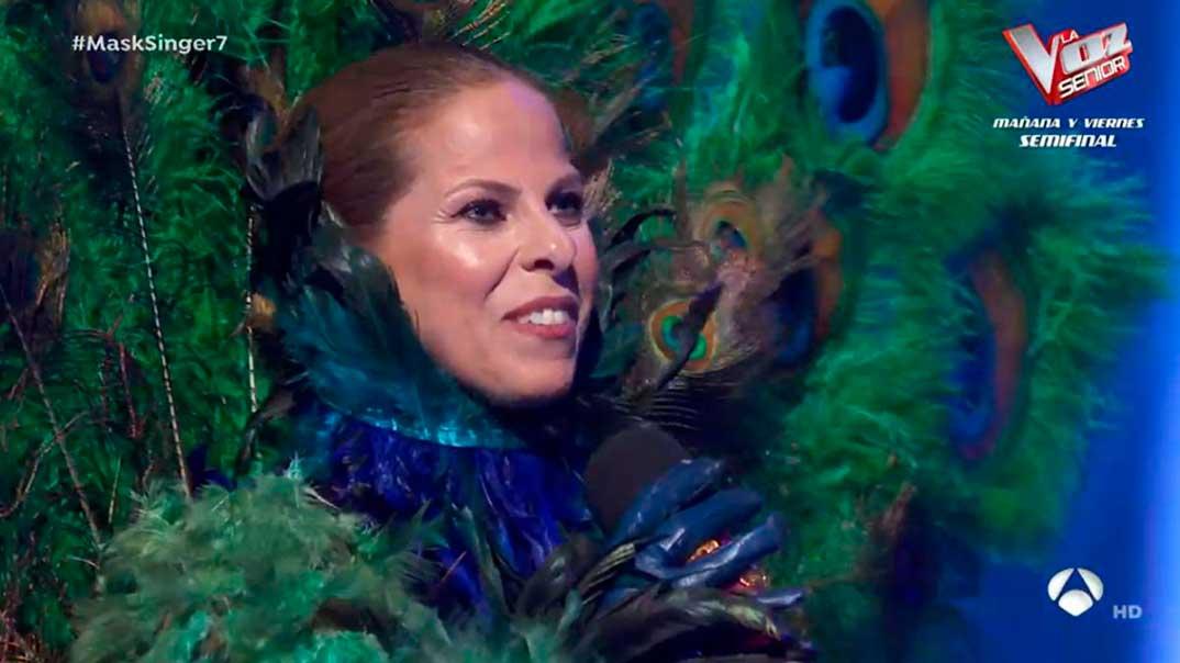 Pastora Soler - Mask Singer © Antena 3