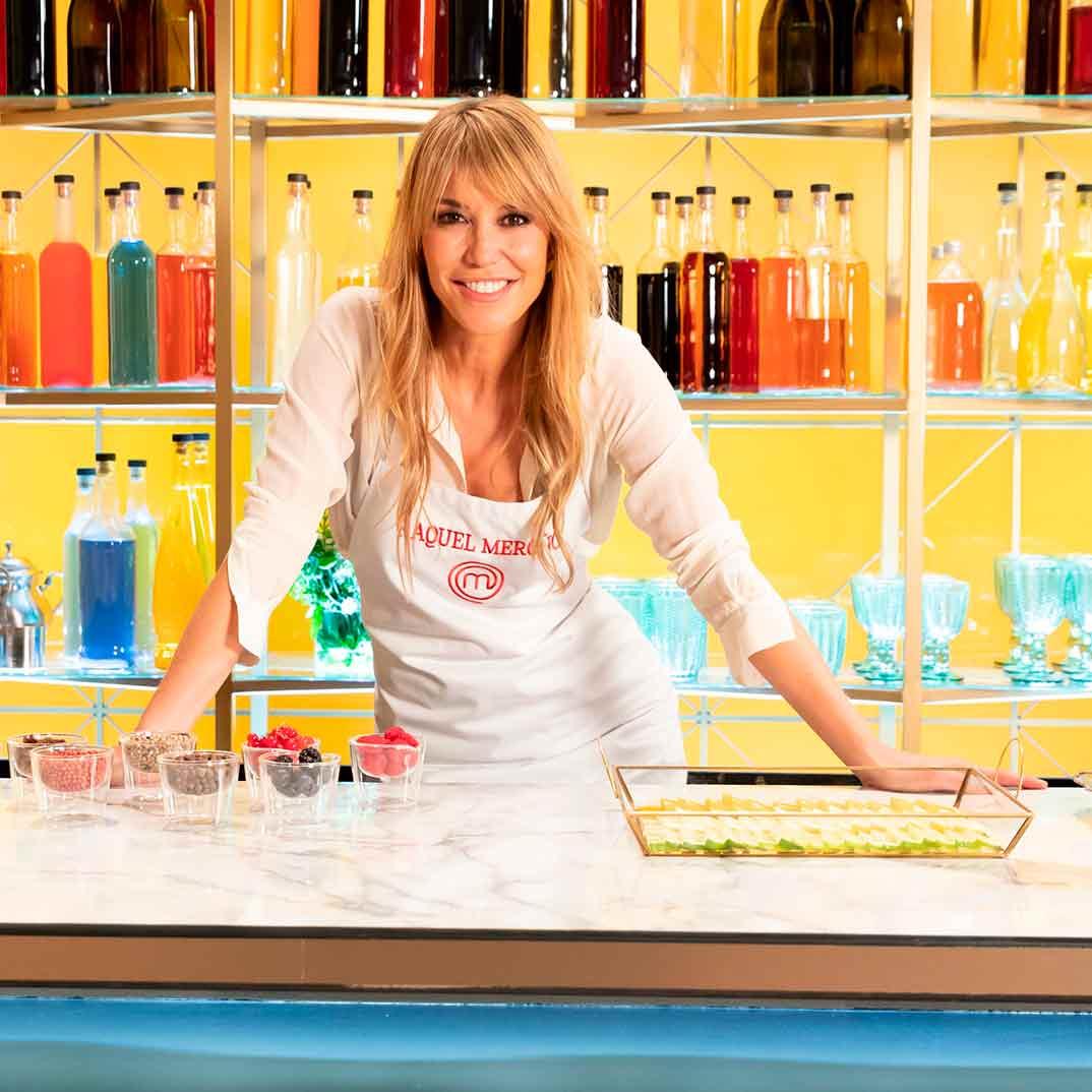 Raquel Meroño - MasterChef Celebrity 5 © RTVE