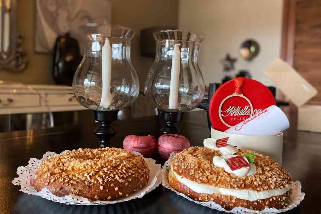 Roscón de Reyes de Pastelería Mallorca – El mejor roscón de Madrid