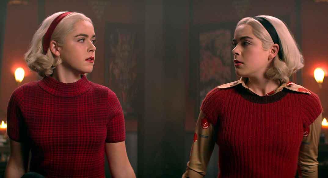Las escalofriantes aventuras de Sabrina - Parte 4 © Netflix