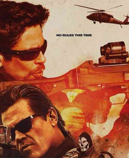 «Sicario: El día del soldado» con Benicio del Toro y Josh Brolin esta noche en La 1 de RTVE