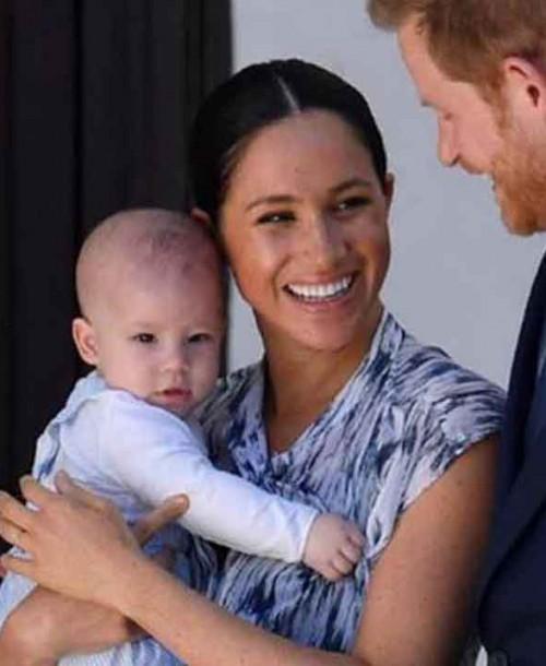 Así habla Archie… Primeras palabras de hijo de Harry y Meghan