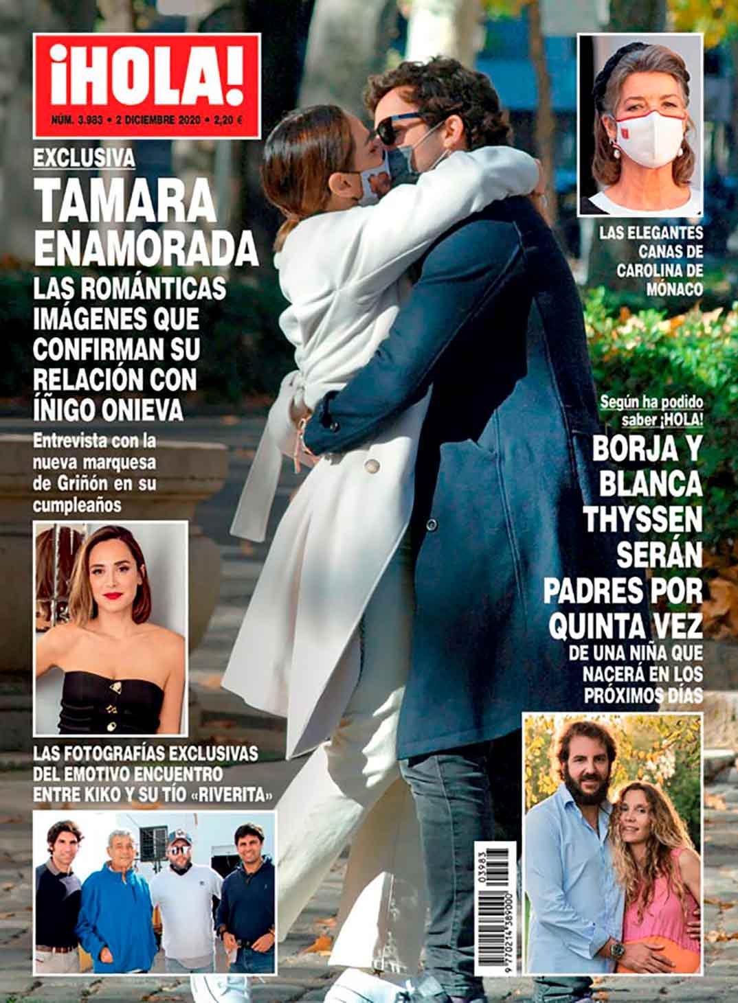 Tamara Falcó con Íñigo Onieva - Revista Hola