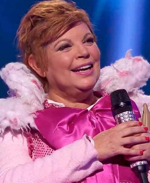'Mask Singer': ¡Terelu Campos era la Cerdita!