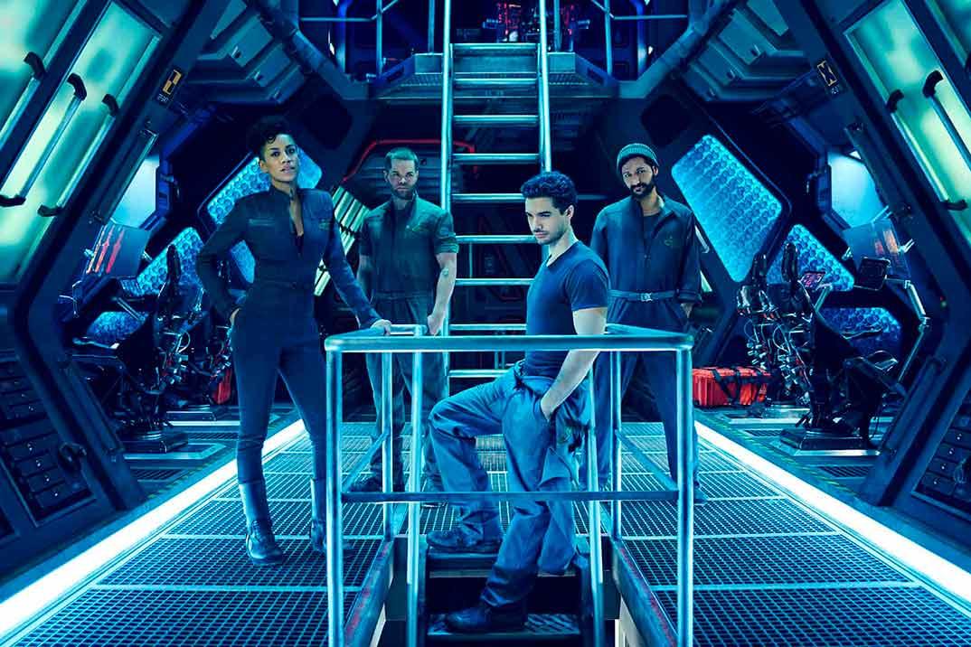 'The Expanse', estreno de la Quinta Temporada en Amazon