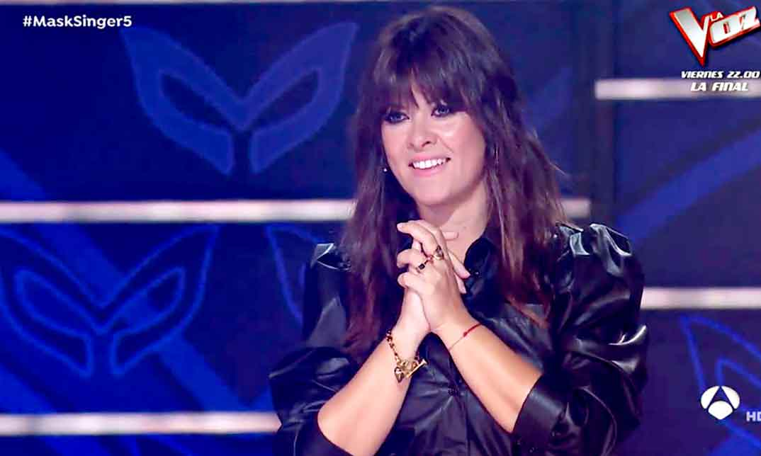 Vanesa Martín - Mask Singer © Antena 3