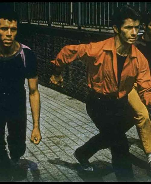 Días de cine clásico: «West side story» uno de los mejores musicales de la historia esta noche en La 2 de TVE