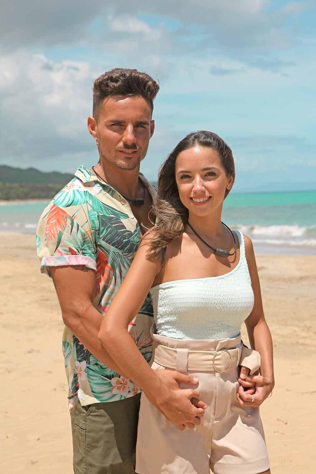 Lucía y Manuel - La isla de las tentaciones © Mediaset
