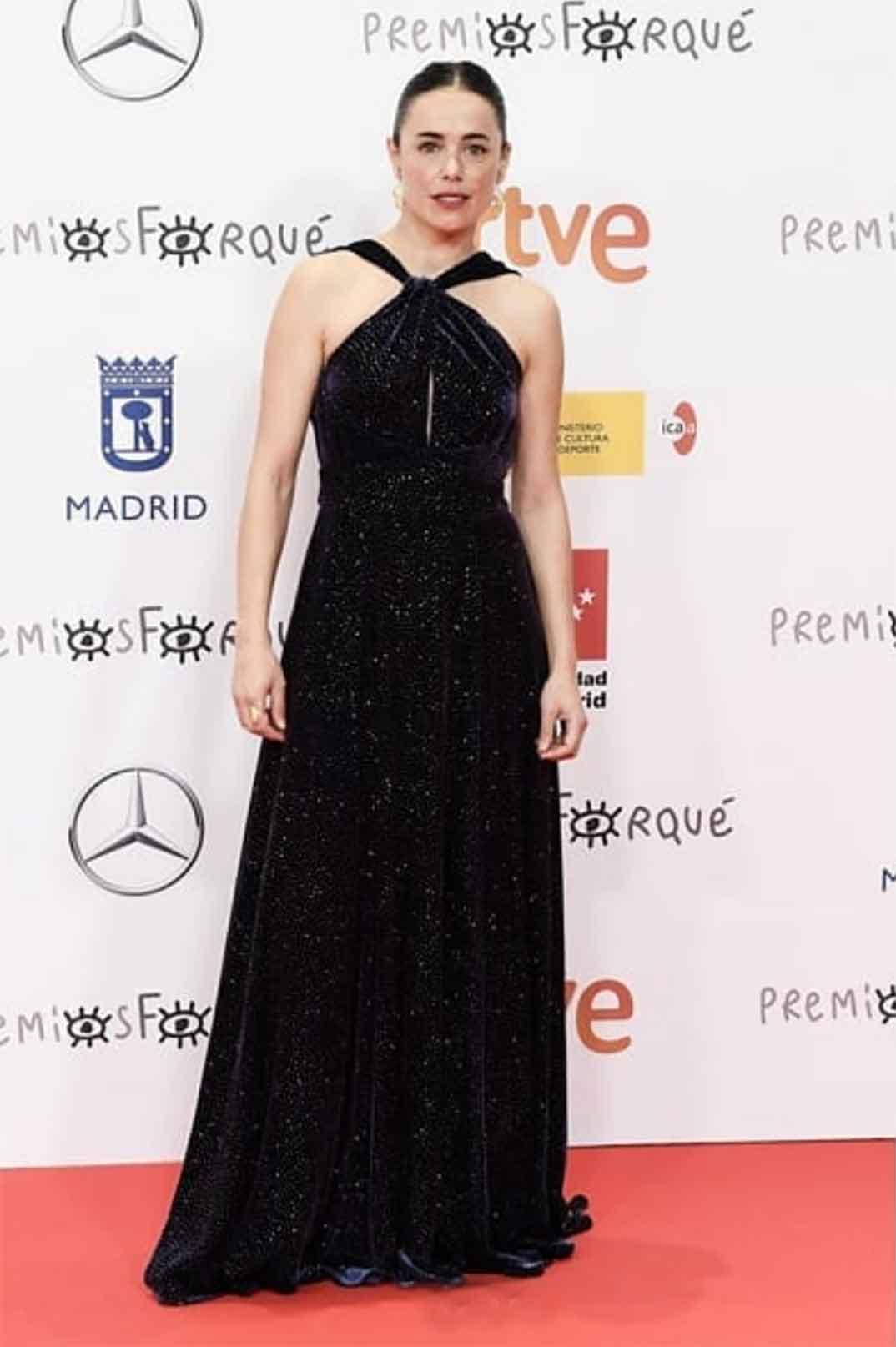 Patricia López Arnáix - Premios Forqué © Redes Sociales