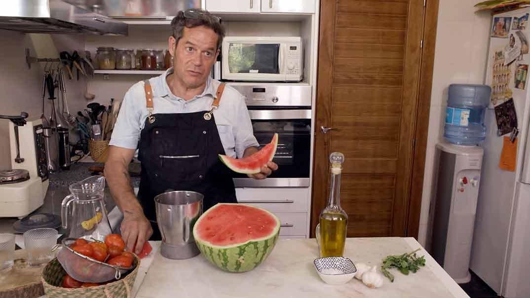 Jorge Sanz - Ven a cenar conmigo. Gourmet Edition © Telecinco