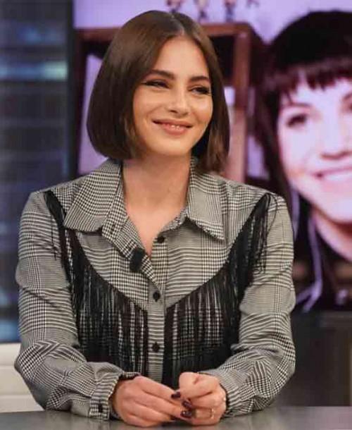 Andrea Duro: «Probablemente no habría sido actriz si no fuera por Física o Química»