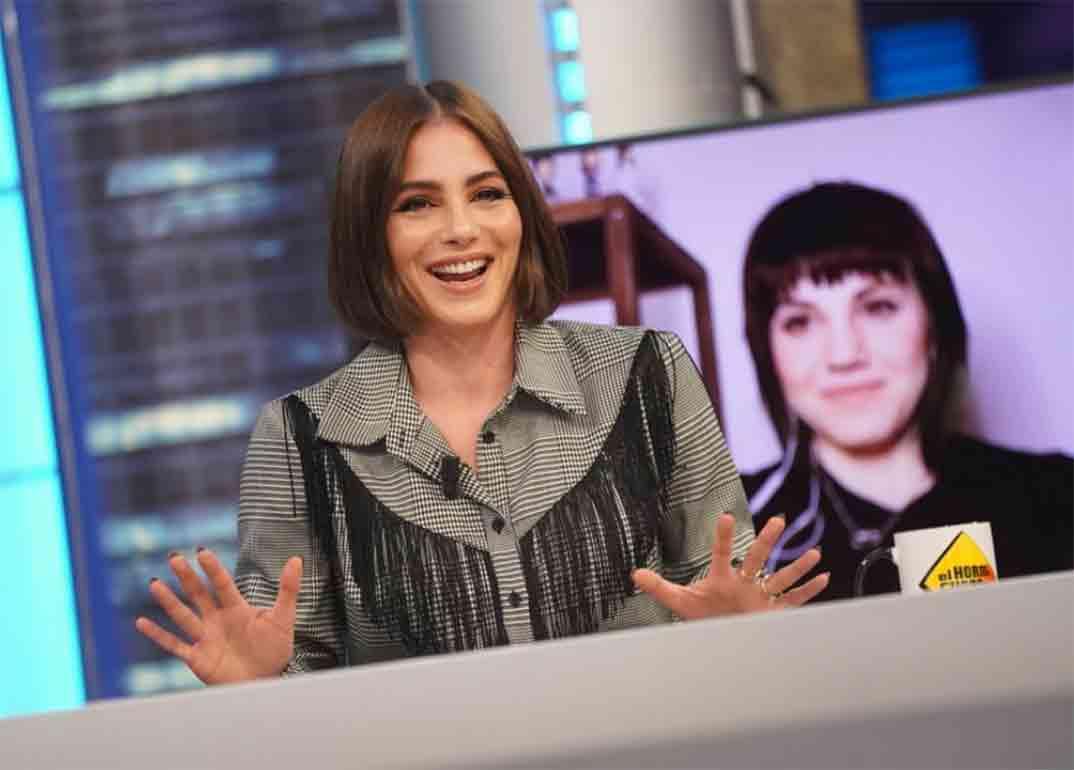 Andrea Duro - El Hormiguero - Antena 3