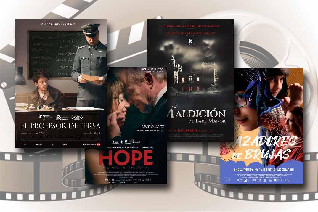 Estrenos de Cine de la Semana… 22 de Enero 2021