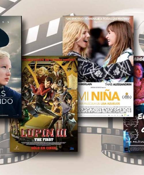 Estrenos de Cine de la Semana… 29 de Enero 2021