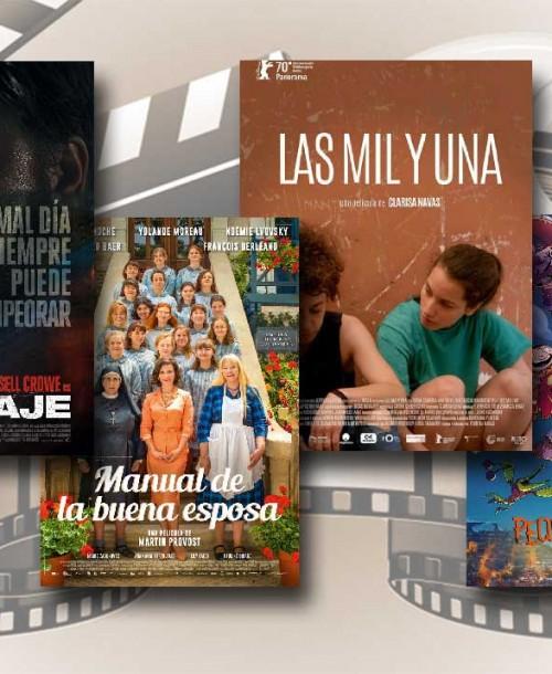 Estrenos de Cine de la Semana… 8 de Enero 2021