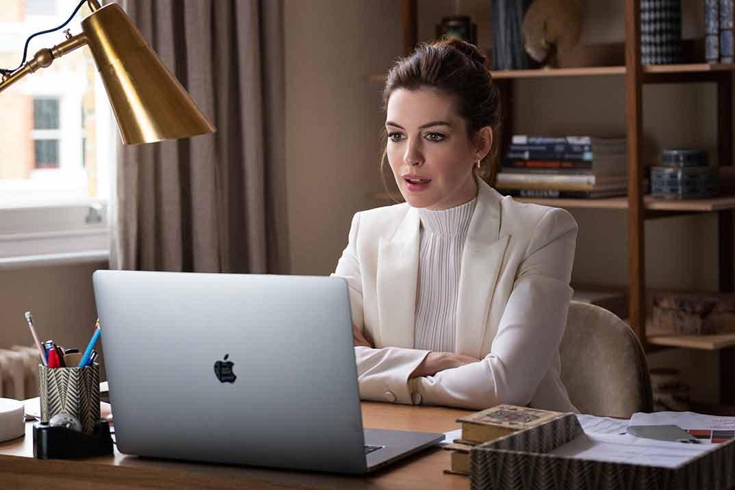 Anne Hathaway - Confinados © HBO España