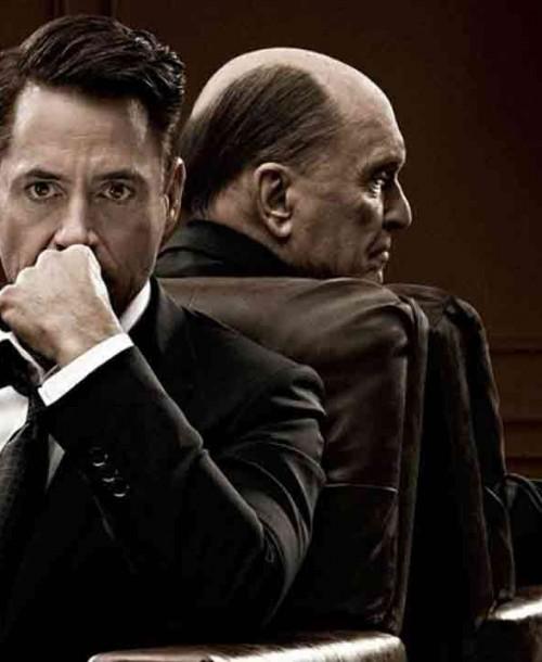 """""""El juez"""" con Robert Duvall y Robert Downey Jr. en la Película de la Semana de La 1"""