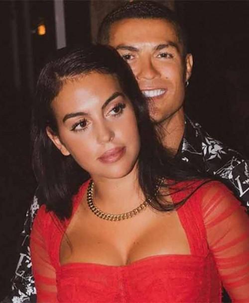 Así ha celebrado Georgina Rodriguez su 27 cumpleaños