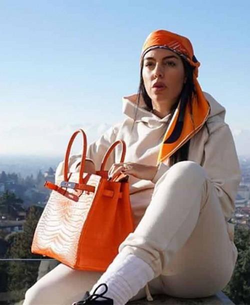 El nuevo reto de Georgina Rodríguez: el lanzamiento de su propia firma de moda