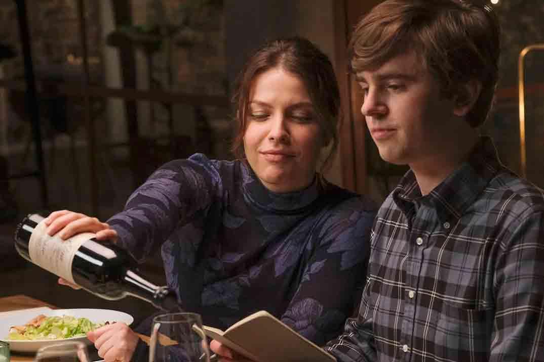 """The Good Doctor"" Temporada 4 – Capítulo 8: Parenting"