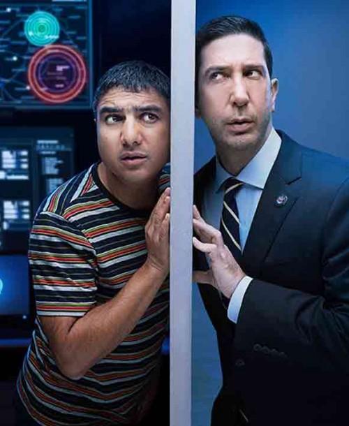'Intelligence' – Llega a Cosmo la nueva serie protagonizada por David Schwimmer