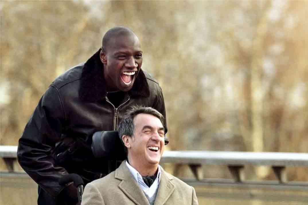 """""""Intocable"""" La simpática comedia francesa con François Cluzet y Omar Sy en Antena 3"""