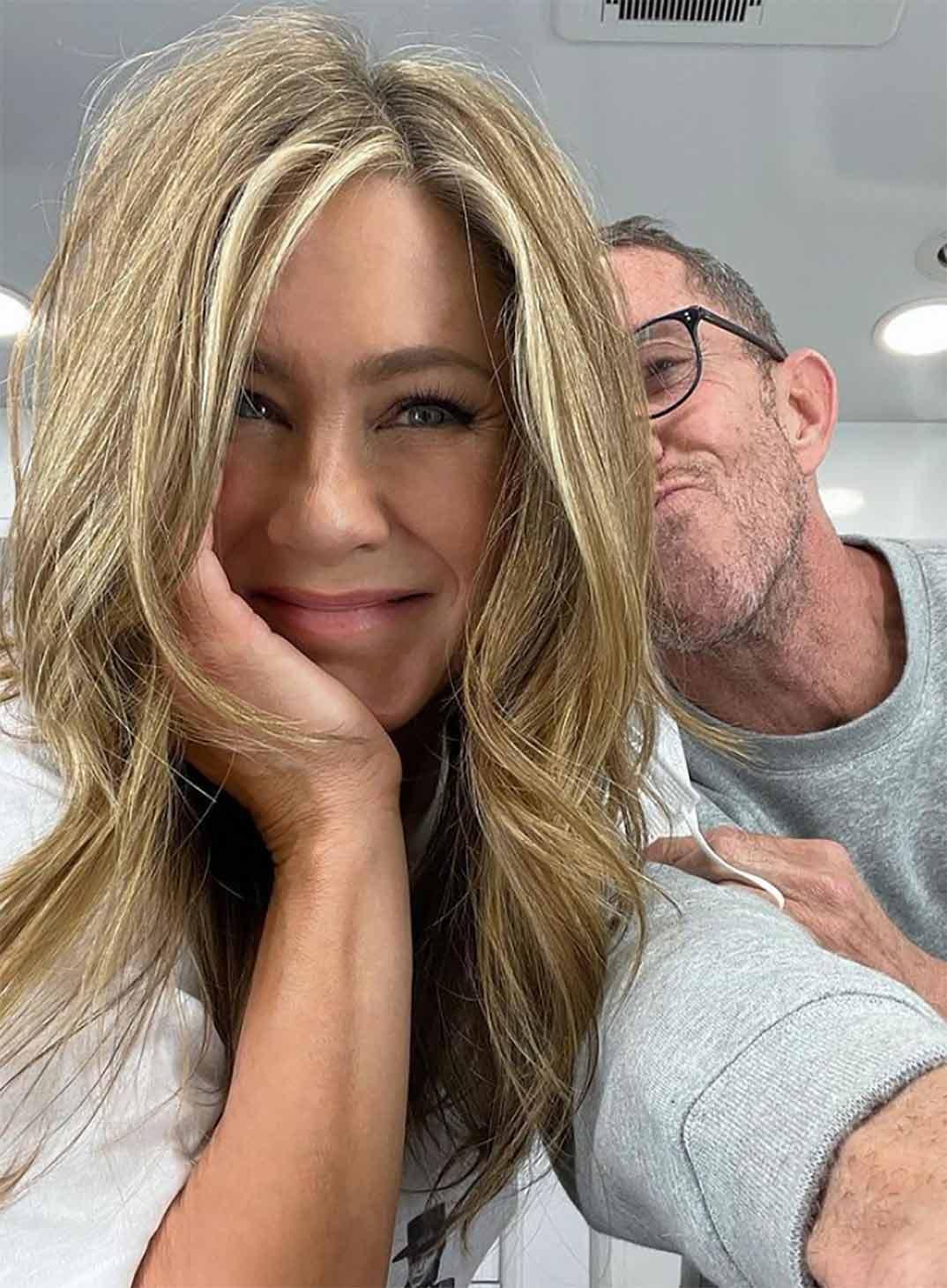 Jennifer Aniston © Instagram