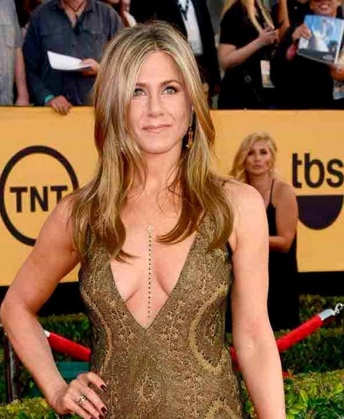 Jennifer Aniston cambia de look