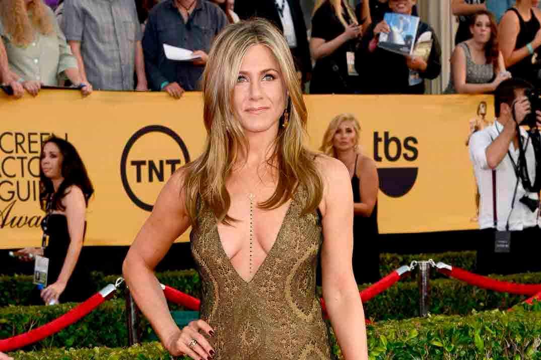 Jennifer Aniston cambia de look