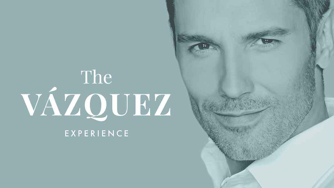 Jesús Vázquez - The Vázquez Experience © Mediaset
