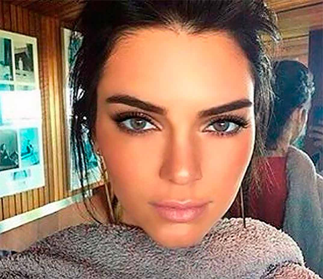 Kendall Jenner © Redes Sociales