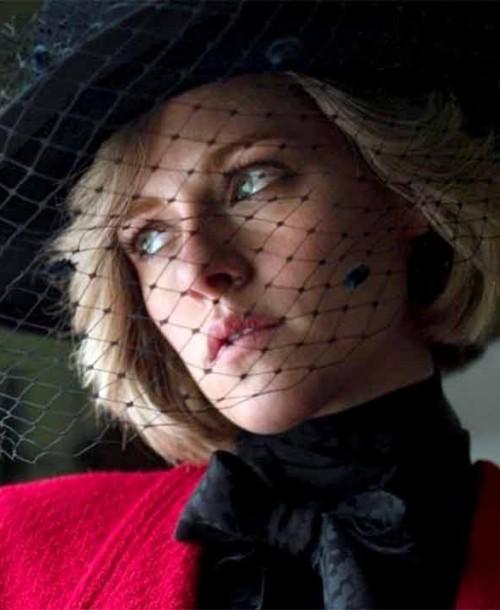 La sorprendente transformación de Kristen Stewart en Lady Di