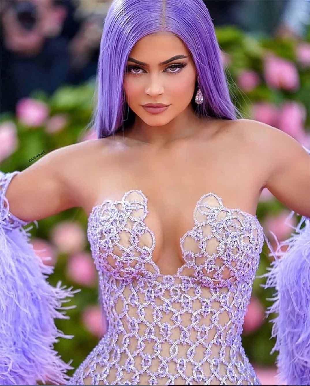 Kylie Jenner - Gala Met