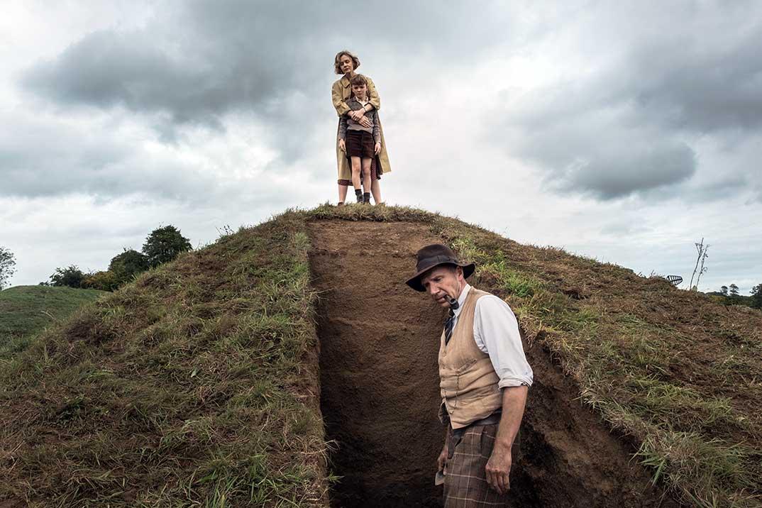 La excavación © Netflix
