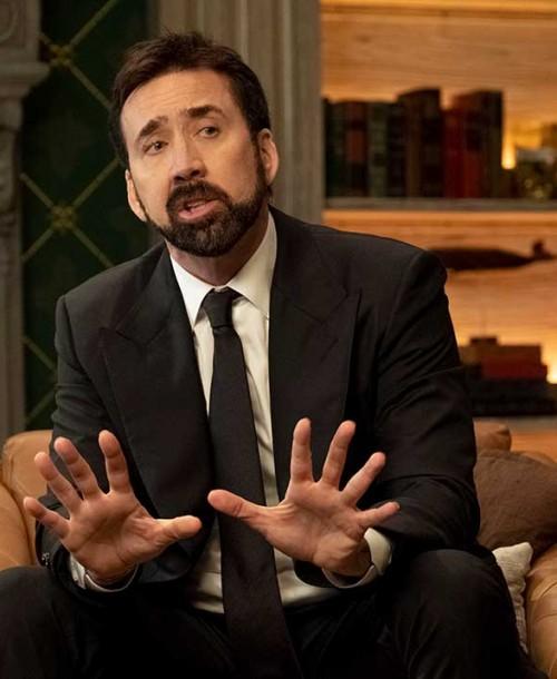 'La historia de las palabrotas', con Nicolas Cage, estreno en Netflix