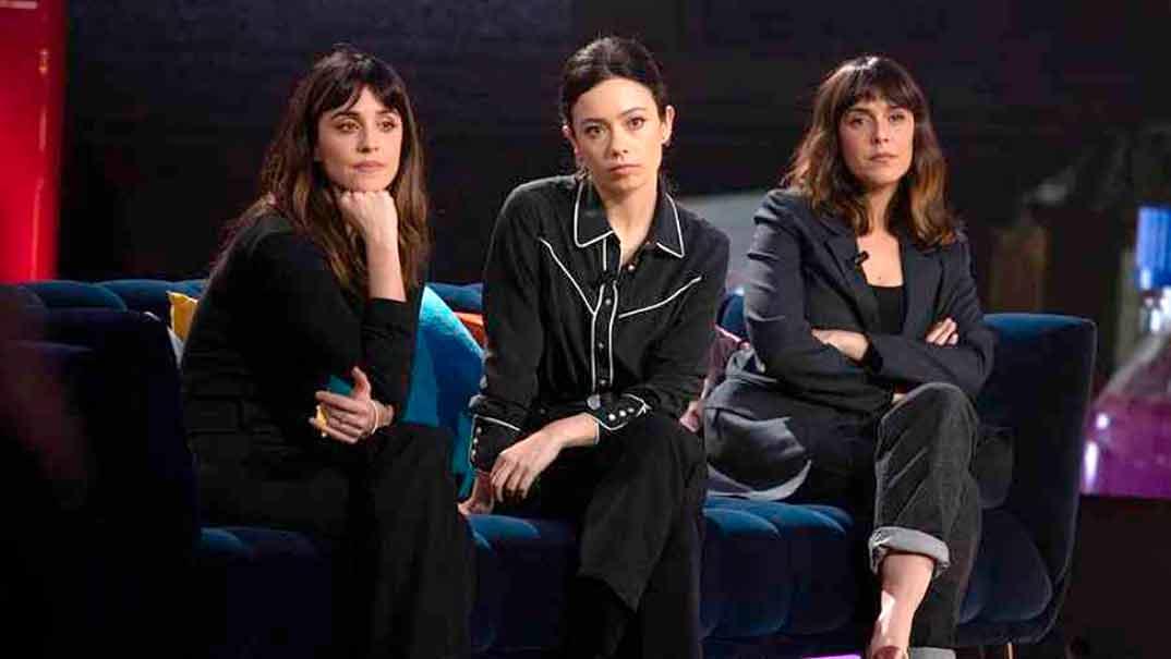 Belén Cuesta, Anna Castillo y Macarena García - La hora D © RTVE