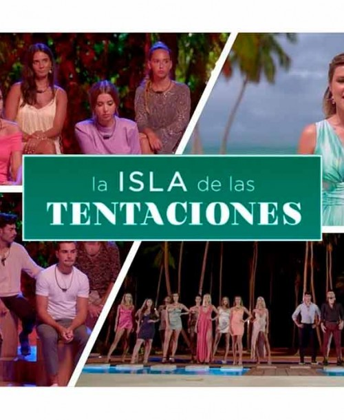 La 'luz de la tentación' se activa en 'La Isla de las Tentaciones'