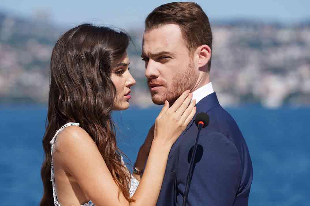 'Love is in the air' la nueva serie turca – Estreno esta noche en Mediaset