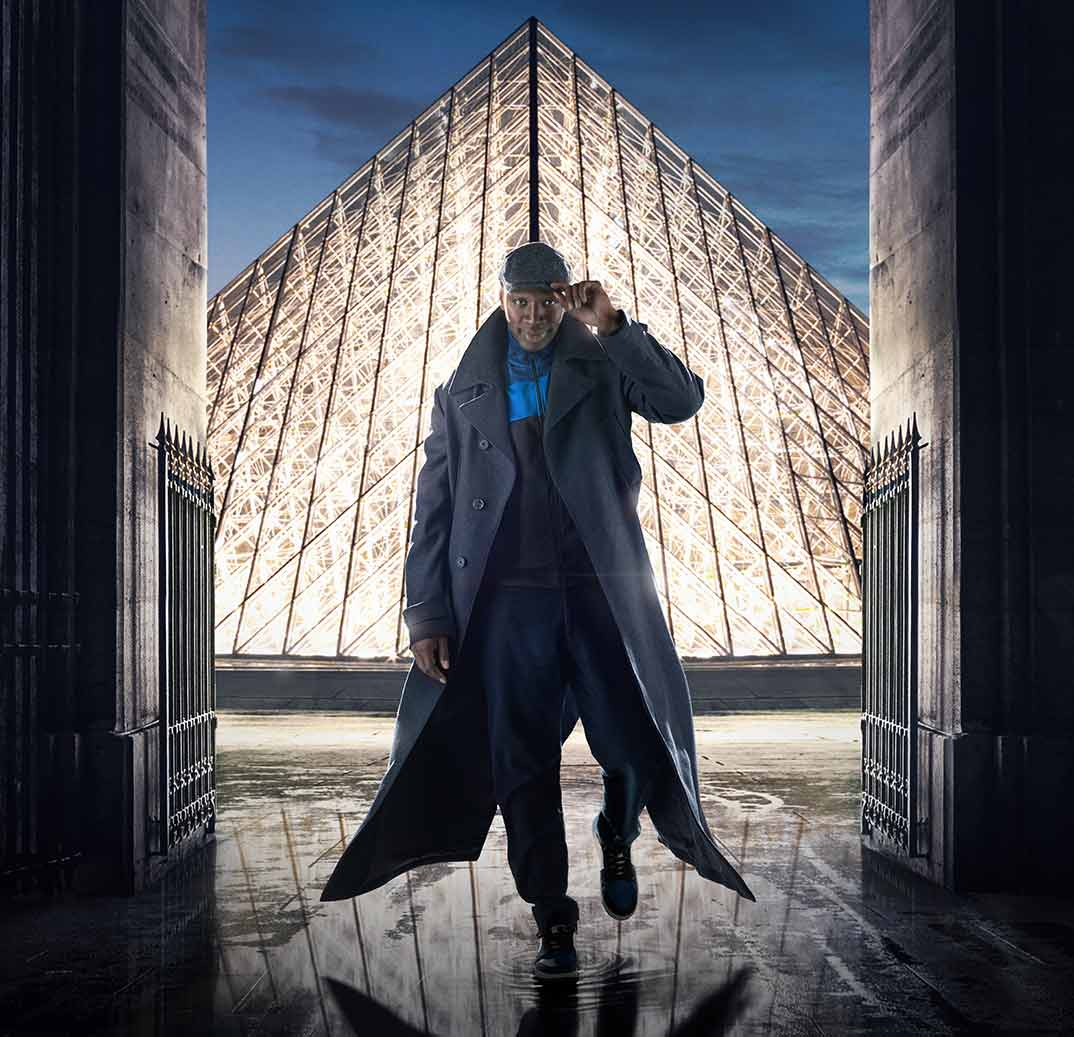 Omar Sy - Lupin © Netflix