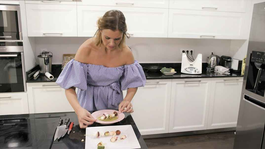 María Jesús Ruíz - Ven a cenar conmigo Gourmet Edition © Telecinco