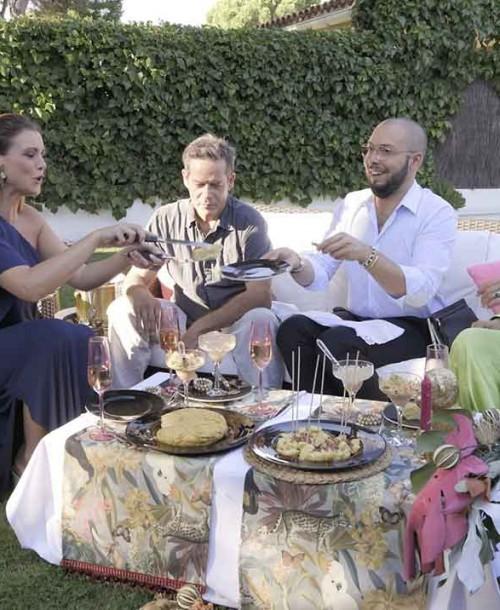 María Jesús Ruiz nueva anfitriona en 'Ven a cenar conmigo. Gourmet Edition'