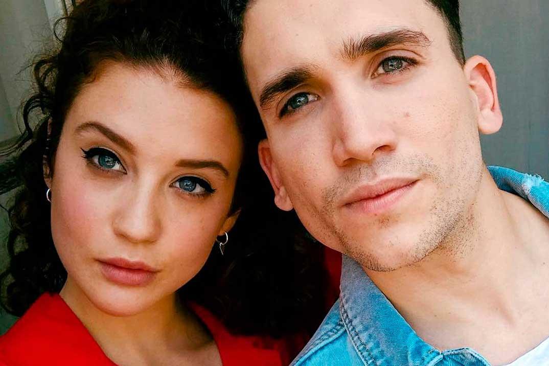 Las pistas que confirman la ruptura de María Pedraza y Jaime Lorente
