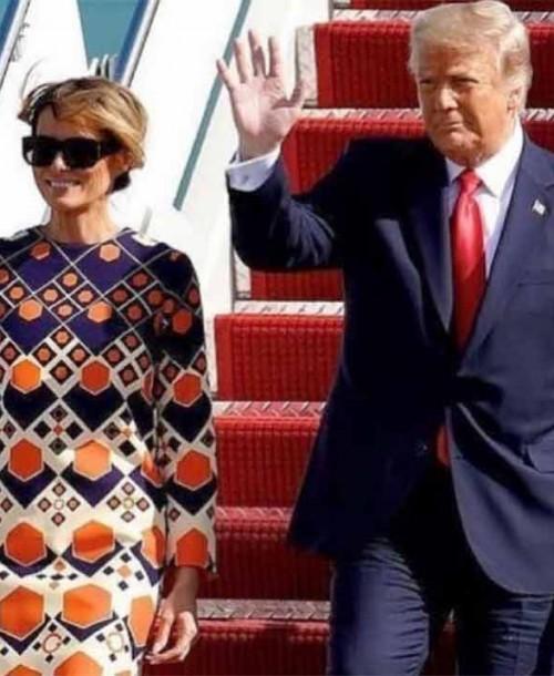 El desplante de Melania a Donald Trump: «Ya le da todo igual»