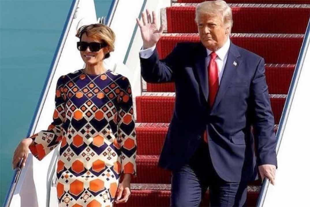 """El desplante de Melania a Donald Trump: """"Ya le da todo igual"""""""