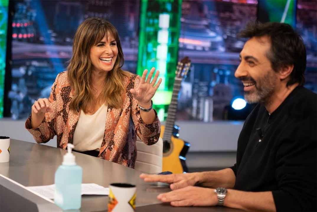 Nuria Roca y Juan del Val - El Hormiguero © Antena 3