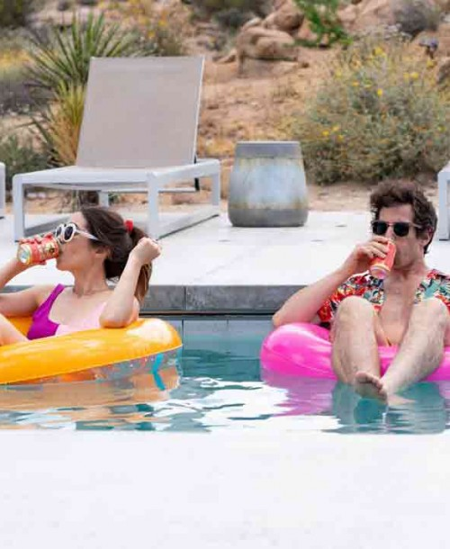 'Palm Springs' con Andy Samberg – Estreno en Movistar+
