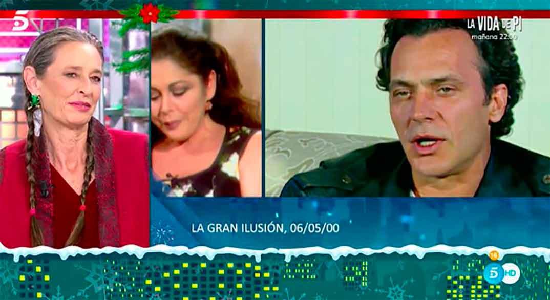 Paola Dominguín - Sábado Deluxe © Telecinco
