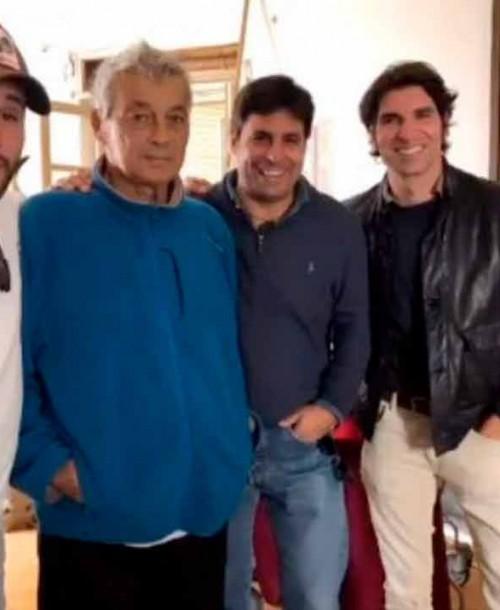 """Fallece José Rivera, """"Riverita"""", hermano de Paquirri a los 75 años"""