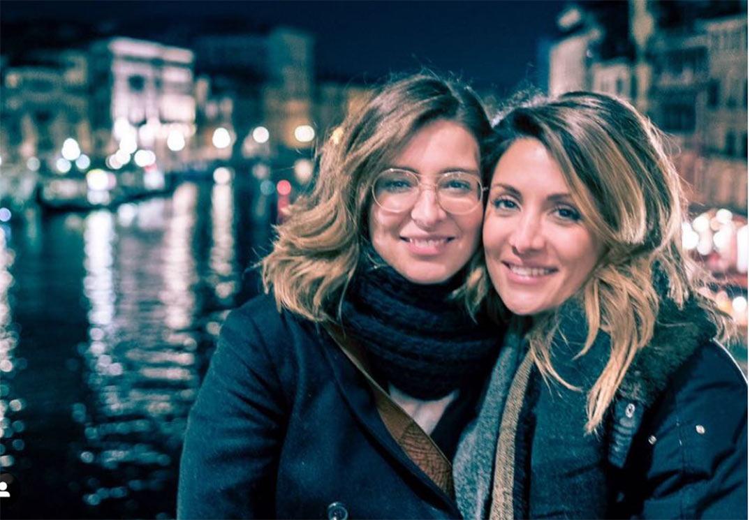 Sandra Barneda y Nagore Robles © Instagram