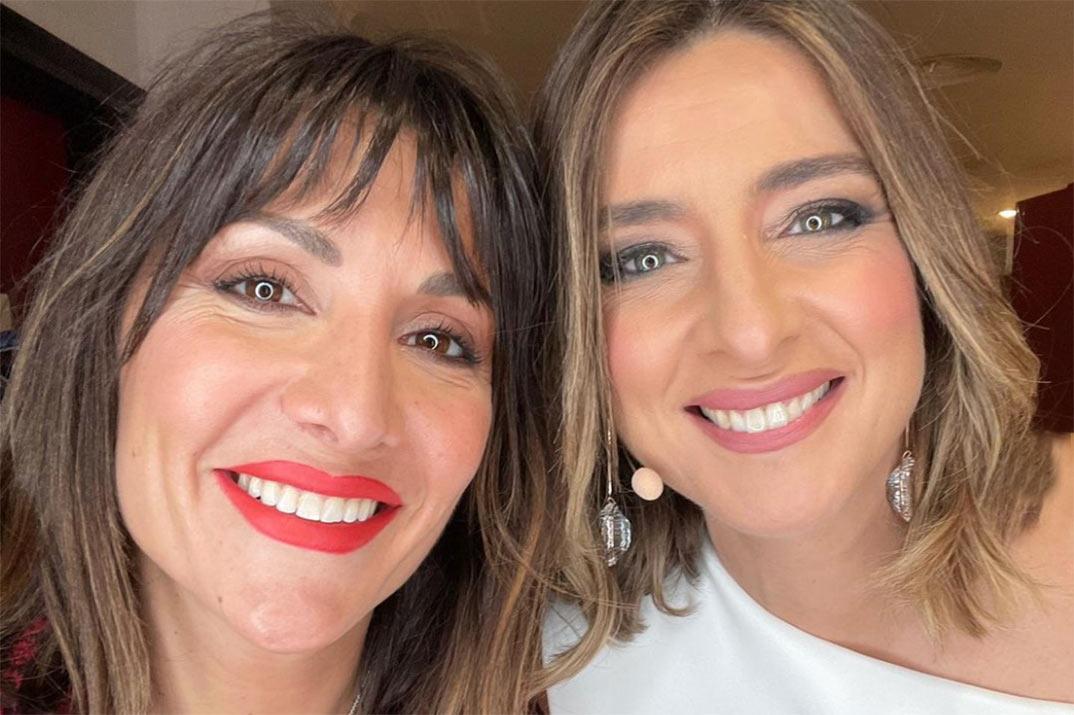 Sandra Barneda y Nagore Robles se preparan para ser madres
